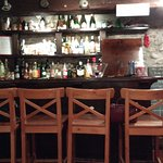 The Lancaster bar