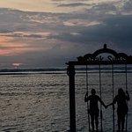 Hotel Ombak Sunset Foto