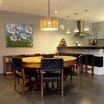 Dining area at 2 bedrooms villa