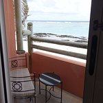 Deluxe Double Room with Sea View (room 221) - balcony