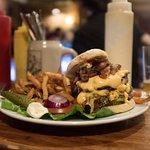 House burger: excellent