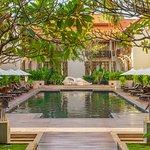 Heart of the resort - Anantara Angkor