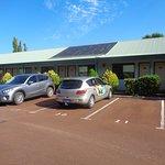 Tree Top Walk Motel Foto