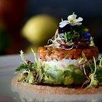 Bei uns erwartet Sie moderne deutsche Küche mit frischen und regionalen Produkten.