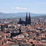 la cathedrale de Clermont-Ferrand