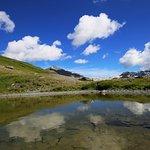 Ein kleiner Bergsee