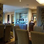Just a small part of the dinning area. Relaxed atmosphere, well looked after by the staff.