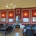 """Inside the """"Restauratie Zaal"""""""