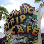 Billede af Comic Strip Cafe