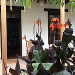 Le Pachamanca la chambre et la réception