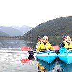 Wilderness Lodge Lake Moeraki Foto