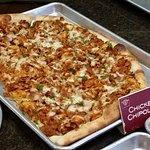 Chicken Chipolte Pizza