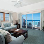 oceanview suite living room