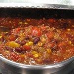 Hearty chili