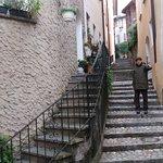 casas tipicas que lembram a Toscana