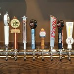 12 taps of cold brews