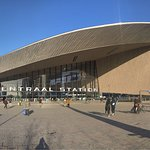 Photo of Rotterdam Centraal Station
