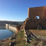 castillo y presa