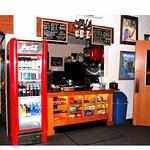 Snack Bar at Bijou Art Cinemas