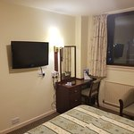 Lovely refurbished bathroom and clean room. Room 7 - January 2017