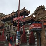 Chinatown is on Government Street.