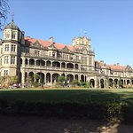 Front of Viceregal Lodge