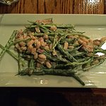 Green beans and beans side dish