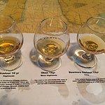 Love sampling Lily's Flight of Scotch