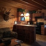 The Cabins of Horseshoe Hills Ranch Foto