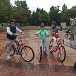 Awesome way to get to know Launceston in a very relaxed cycling tour.  Alison is a great person