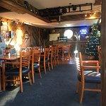 Interior view of Restaurant, Westwind Pub 4940 Cherry Creek Rd, Port Alberni, British Columbia