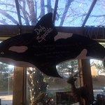 Orca Menu Board Westwind Pub 4940 Cherry Creek Rd, Port Alberni, British Columbia