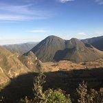 Foto de El Crater Hotel