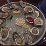 Dozen Oysters on the half