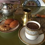 Moroccan tea & Turkish coffee