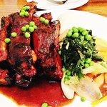 Pork ribs - for sharing.