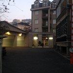 Cascade Hotel Foto