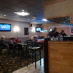 Bar & Casual Dining Area