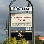 Photo de Coopers Colonial Motel