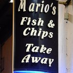 Traditional sign for Traditional Chipper