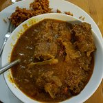 Goat Curry Stew