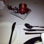 Adornito de la mesa