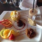 Le dessert à la Poire : superbe