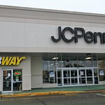 Betwween Dollar tree & JCPenney stores.
