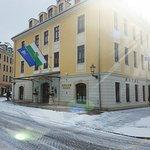 Winterstimmung in Dresden: auch in der Nebensaison immer eine Reise wert.