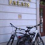Wir organisieren für unsere Gäste auf Anfrage Fahrräder für eine Tour entlang der Elbe.