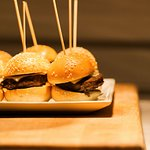 Yummy sliders from Lighthouse Grill
