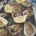 Oysters to die for.