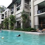 Foto de Palm Cove Tropic Apartments