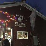 The Camel Rider's